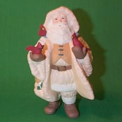 1997 Merry Olde Santa #8 Hallmark Ornament