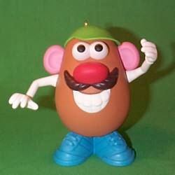 1997 Mr. Potato Head Hallmark Ornament