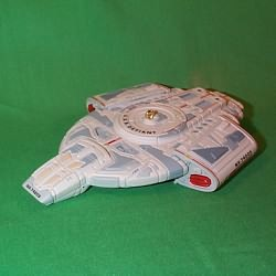 1997 Star Trek #7 - Defiant Hallmark Ornament