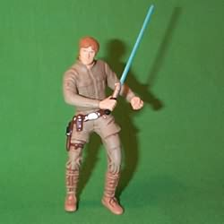 1997 Star Wars #1 - Luke Skywalker Hallmark Ornament