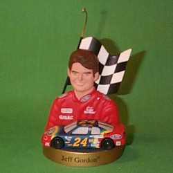 1997 Stock Car #1 - Jeff Gordon - MNT Hallmark Ornament