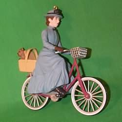 1997 Wizard Of Oz - Ms Gulch Hallmark Ornament