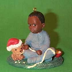 1998 All God's Children #3f Hallmark Ornament
