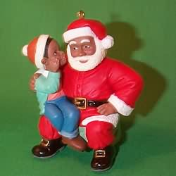 1998 Christmas Request Hallmark Ornament