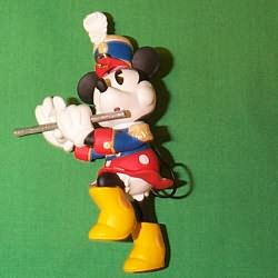 1998 Disney - Band Minnie #2 Hallmark Ornament