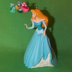 1998 Disney - Sleeping Beauty Hallmark Ornament