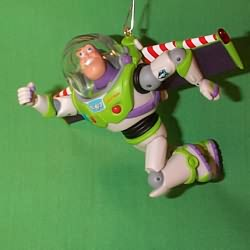 1998 Disney - Toy Story Buzz Hallmark Ornament