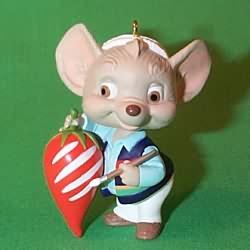 1998 Feliz Navidad Hallmark Ornament
