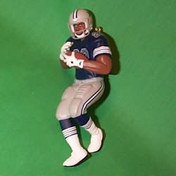 1998 Football #4 - Emmitt Smith Hallmark Ornament
