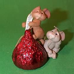 1998 Hershey-sweet Treat Hallmark Ornament