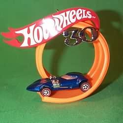 1998 Hot Wheels Hallmark Ornament
