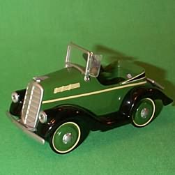 1998 Kiddie Car - Steelcraft Hallmark Ornament