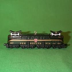 1998 Lionel Train #3 - Pennsylvania Hallmark Ornament