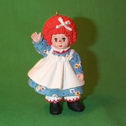 1998 Madame Alexander #3 - Mop Top Wendy - SDB Hallmark Ornament