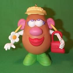 1998 Mrs Potato Head Hallmark Ornament