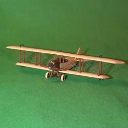 1998 Sky's The Limit #2 - 1917 Curtiss Jn-4d Jenny Hallmark Ornament