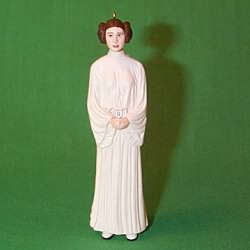 1998 Star Wars #2 - Princess Leia Hallmark Ornament