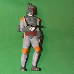 1998 Star Wars - Boba Fett Hallmark Ornament