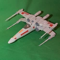 1998 Star Wars -x Wing Starfighter Hallmark Ornament