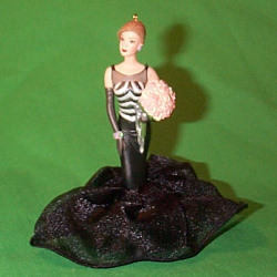 1999 Barbie - 40th Anniversary - MNT Hallmark Ornament