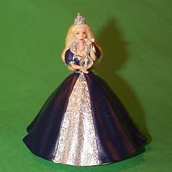 1999 Barbie - Millenium Princess Hallmark Ornament