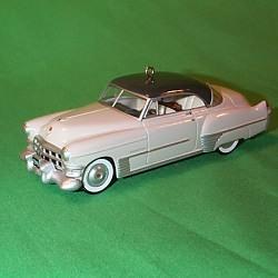 1999 Cadillac Coupe Deville 1949 - MNT Hallmark Ornament