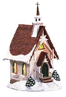 Candlelight Services Hallmark Ornaments