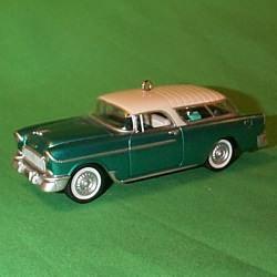 1999 Classic Cars #9 - Nomad Wagon Hallmark Ornament