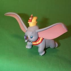 1999 Disney - Dumbo's First Flight Hallmark Ornament