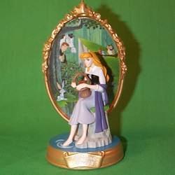 1999 Disney - Sleeping Beauty Hallmark Ornament