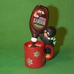 1999 Hershey's Cocoa Break - SDB Hallmark Ornament