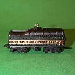 1999 Lionel 746 - Tender - MNT Hallmark Ornament