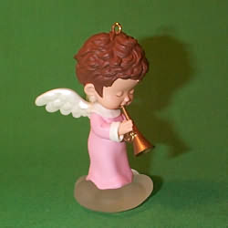 1999 Mary's Angels #12 - Heather Hallmark Ornament