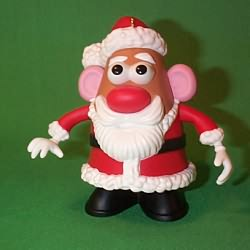 1999 Mr. Potato Head - Santa Hallmark Ornament
