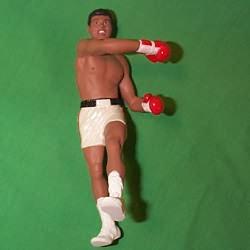 1999 Muhammad Ali - MNT Hallmark Ornament