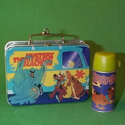 1999 Scooby-doo Lunchbox Hallmark Ornament