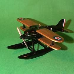 1999 Sky's The Limit 3 - Curtiss R3c-2 Seaplane Hallmark Ornament