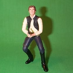 1999 Star Wars #3 - Han Solo Hallmark Ornament