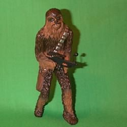 1999 Star Wars - Chewbacca Hallmark Ornament