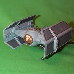1999 Star Wars - Tie Fighter Hallmark Ornament