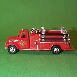 1999 Tonka - 1956 Pumper Hallmark Ornament