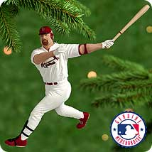 2000 Ballpark #5 - Mark Mcgwire - MNT Hallmark Ornament