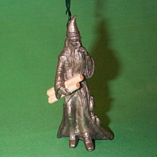 2000 Harry Potter - Professor Dumbledore Hallmark Ornament