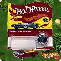 2000 Hot Wheels - MNT Hallmark Ornament