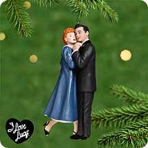 Lucille Ball: Lucy Hallmark Ornaments