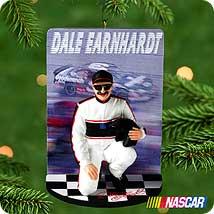 2000 Nascar - Dale Earnhardt - MNT Hallmark Ornament