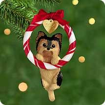 2000 Puppy Love #10 Hallmark Ornament