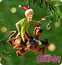 2000 Scooby-doo Hallmark Ornament