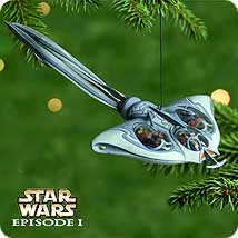 2000 Star Wars - Gungan Sub Hallmark Ornament
