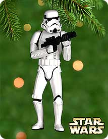 2000 Star Wars - Imperial Trooper Hallmark Ornament